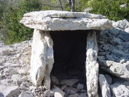 Dolmen de Chandolas