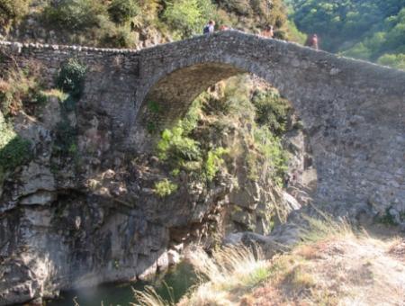Le Pont du Diable - Thueyts